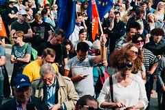 aufstehn - Ein Europa für Alle - 20190519 - Credits #aufstehn - Alexander Gotter-4520 (#aufstehn) Tags: aufstehn europawahl eu euwahl demo wien österreich eineuropafüralle