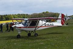G-ICRS Ikarus Comco C-42 (graham19492000) Tags: pophamairfield gicrs ikarus comco c42