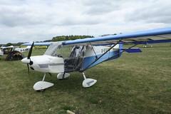 G-VVVV (IndiaEcho) Tags: gvvvv skyranger 912 eghp popham airport airfield light general civil aircraft aeroplane aviation canon eos 1000d basingstoke hampshire england