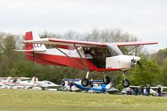 G-CCCY (davfog2002) Tags: microlight trade fair popham airfield