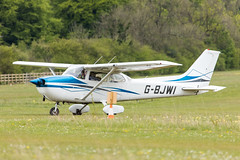 G-BJWI (davfog2002) Tags: microlight trade fair popham airfield