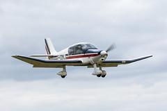 F-GDKJ (davfog2002) Tags: microlight trade fair popham airfield