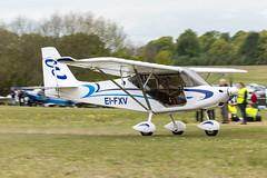 EI-FXV (davfog2002) Tags: microlight trade fair popham airfield