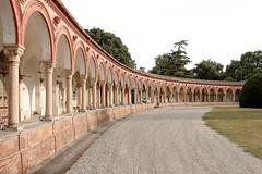 Ferrara-26 (e.berti93) Tags: ferrara architecture architettura art italy brick urban antico monumento castello estense piazza città bike