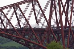 Flying Scotsman crossing the Bridge (marsupium photography) Tags: bridges flyingscotsman scotland