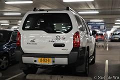 2012 Nissan Xterra 4.0 S (NielsdeWit) Tags: nielsdewit car vehicle jt162b nissan xterra s 40 import amersfoort off road n50 us usspec ikea