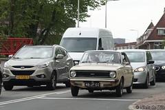 1976 DAF 66 Coupé (NielsdeWit) Tags: nielsdewit car vehicle 48jf02 daf 66 6624 coupé utrecht 67pjs3