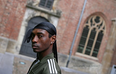 IMG_4644h (Defever Photography) Tags: blackmodel male model ghana belgium ghent portrait fashion adidas green