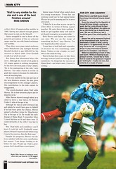 The Championship Game - September 1993 - Page 50 (The Sky Strikers) Tags: the championship game premier league magazine september 1993 two pounds