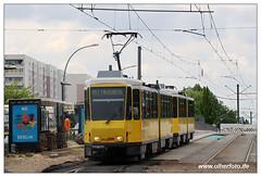 Tram Berlin - 2019-07 (olherfoto) Tags: bahn tram tramcar tramway strasenbahn berlin bvg tatra tatratram kt4d