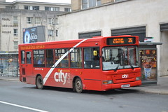 Plymouth Citybus 251 LX05EYV (Will Swain) Tags: plymouth 17th november 2018 bus buses transport travel uk britain vehicle vehicles county country england english south west city centre goahead go ahead group citybus 251 lx05eyv former london ldp275 ldp 275