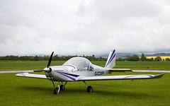 G-CCWP Eurostar, Scone (wwshack) Tags: egpt eurostar evector psl perth perthkinross perthairport perthshire scone sconeairport scotland gccwp