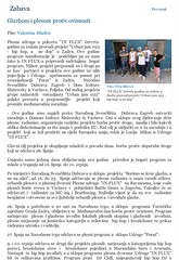 Glazbom i plesom protiv ovisnosti - Zadarski list
