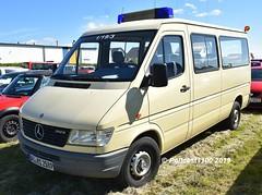 Katastrophenschutz MB Sprinter WI.KS 2589 (policest1100) Tags: mb sprinter ambulance