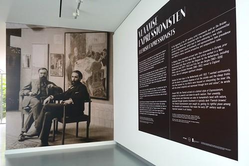 Kranenburgh - Vlaamse expressionisten