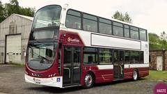 Lothian Buses (Haste Ye Back) Tags: lothianbuses wrightbus wrightgeminiii lothian1141 wvl396 lx11cvw svbm scottishvintagebusmuseum