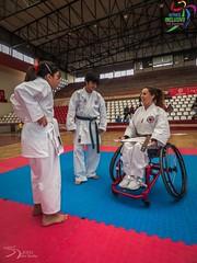 09 (JordiSobreRuedas) Tags: deportes inclusion photoshoot parakarate karate yoga coliseo laserena chile jordisobreruedas sobreruedas silladeruedas