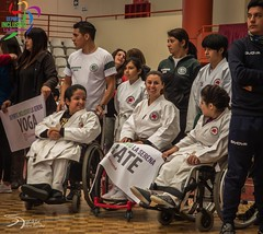 17 (JordiSobreRuedas) Tags: deportes inclusion photoshoot parakarate karate yoga coliseo laserena chile jordisobreruedas sobreruedas silladeruedas
