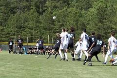 "KLEB0769 (bil_kleb) Tags: outdoor ""team sport"" ""field game"" sports actions sport youth boys men u19 virginia ""high school"" soccer tabb ths varsity"