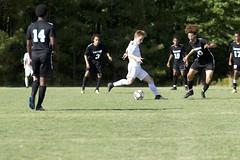 "KLEB2615 (bil_kleb) Tags: outdoor ""team sport"" ""field game"" sports actions sport youth boys men u19 virginia ""high school"" soccer tabb ths varsity"