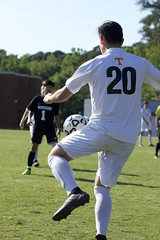 "KLEB2566 (bil_kleb) Tags: outdoor ""team sport"" ""field game"" sports actions sport youth boys men u19 virginia ""high school"" soccer tabb ths varsity"