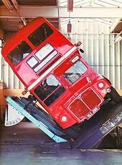 London transport RM285 at Aldenham works. (Ledlon89) Tags: rm routemaster aec parkroyal lt lte londontransport bus buses london londonbus londonbuses vintagebuses aldenhamworks overhaul
