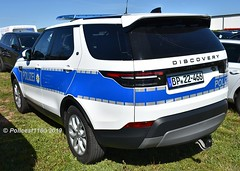 Bundespolizei LR Discovery BP.22-466 (policest1100) Tags: land rover landrover discovery bundespolizei