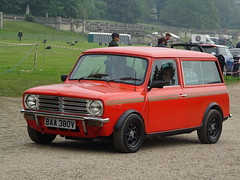 1980 Austin Morris Mini Clubman 1100 Estate (Neil's classics) Tags: vehicle 1980 austin morris mini clubman 1100 estate wagon car