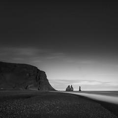black sand beach (frodi brinks photography) Tags: iceland blacksandbeach black sand beach