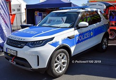Bundespolizei LR Discovery BP.22-468 (policest1100) Tags: land rover landrover discovery police bundespolizei