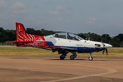 Pilatus PC-21 G-ETPA - QinetiQ (stu norris) Tags: pilatuspc21 getpa qinetiq pilatus pc21 riat airshow aviation ffd fairford royalinternationalairtattoo2018 raffairford royalinternationalairtattoo