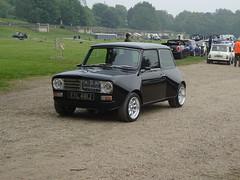 1971 Leyland Mini Clubman 1275 GT (Neil's classics) Tags: vehicle 1971 leyland mini clubman 1293cc modified car gt