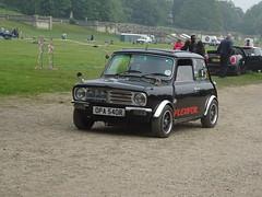 1976 Leyland Mini Clubman 1275 GT (Neil's classics) Tags: vehicle 1976 leyland mini clubman 1275gt car