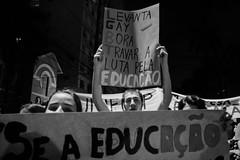 #15M Educação  • 15/05/2019 •  Santos(SP) (midianinja) Tags: 15m educação ato mobilização greve bolsonaro abraham wentraub cortes ninja mídia mídianinja brasil