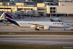 2019-02-16 MIA CC-BGD (Paul-H100) Tags: 20190216 mia ccbgd boeing 787 b787 dreamliner latam