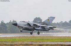 Panavia Tornado German Air Force (46+38) (lucas slow) Tags: avion ciel jets cockpit photo spotting panavia tornado german air force take off landing ba118 mont de marsan nato tiger meet roues