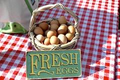 Fresh Eggs (Michele Dorsey Walfred) Tags: delaware lewes historiclewesfarmersmarket agriculture markets produce vegetables fruit farmersmarket fresheggs eggs