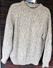 Irish aran fisherman wool sweater (Mytwist) Tags: aran irish fisherman donegal vintage classic wool pullover laine modern bulky vouge cabled velour authentic heritage timeless handgestrickt jumper knitted killarney love passion offwhite cream ivory retro euc winter dublin design fashion grobstrick handknitted jersey aranstyle aranjumper aransweater fuzzy virgin traditional raglan thick style knit wolle exclusive textured yarn unisex isle old pattern sweater designed fair gift handcraft knitting craft cozy chunky cable neck house ireland pure beige hand cardigan