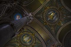 Céleste (Aphélie) Tags: lyon church notre dame fourviere basilique eglise