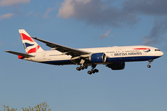 G-VIIX | Boeing 777-236ER | British Airways (cv880m) Tags: jfk kjfk kennedy johnfkennedy aviation airliner airline aircraft airplane jetliner airport gviix boeing 777 772 777200 777236 baw british britishairways speedbird