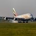 Hamburg Airport: Emirates Airbus A380-861 A388 A6-EUI MSN 221