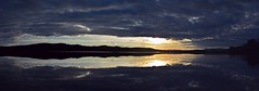 2019_0516Provence-Lake-Sunset-Pano0005 (maineman152 (Lou)) Tags: panorama sunsetpanorama sunset sunsetsky sunsetclouds sunsetcolor sunsetreflections nature naturephoto naturephotography landscape landscapephoto landscapephotography maysunset may maine
