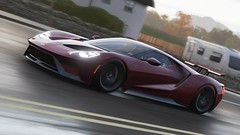 '17 Ford GT (7) (BugattiBreno) Tags: fh4 forza horizon 4 racing driving stance 650s mclaren ford gt 2017 interior shots screenshot edinburgh ambleside steering wheel american car fast speed supercar taillights headlights