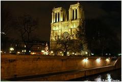 Paris - Notre Dame. (gerard21081948) Tags: paris france cathédrale notredamedeparis religion nuit nocturne seine