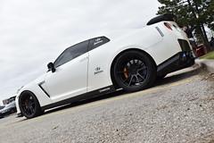 Nissan GTR (6 Photography) Tags: 905 meets nissan gtr