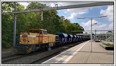 SR 303002, Arnhem Centraal - 11-05-2019 (Teun Lukassen) Tags: strukton g1206 303002 9508 willy fccpps arnhem centraal treinen trains züge