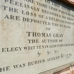 Buckinghamshire -  Stoke Poges, St. Giles