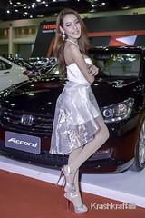Nui (krashkraft) Tags: 2015 allrightsreserved autosalon autoshow bangkok bangkokinternationalautosalon beautiful beauty boothbabe gorgeous gridgirl krashkraft motorshow nuinichananchaknam pretty racequeen thailand พริตตี้ มอเตอร์โชว์ เซ็กซี่ โคโยตี้