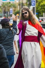 Who Would Jesus High Five (darthweef) Tags: pride pride2019 longbeachpride longbeach