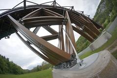 Längste Holzbrücke Deutschlands (steffenz) Tags: 8mm 2019 essing bayern deutschland germany lenstagged nex nex6 walimex walimex8mm walimexpro8mm128umcfisheye walimexpro8mm128umcfisheyee samyang sony steffenzahn